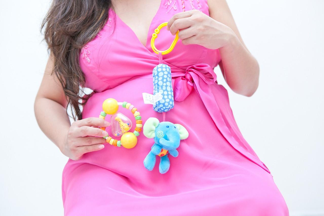 Odzież ciążowa prezentuje się naprawdę ładnie